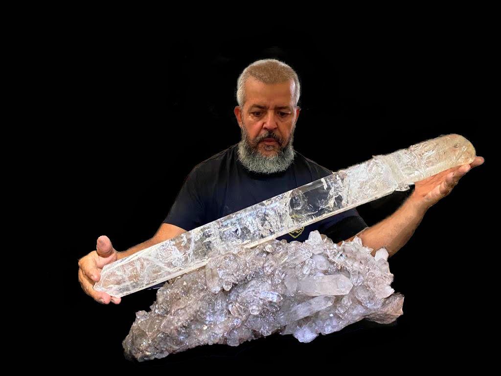 Leandro Crystal Sword