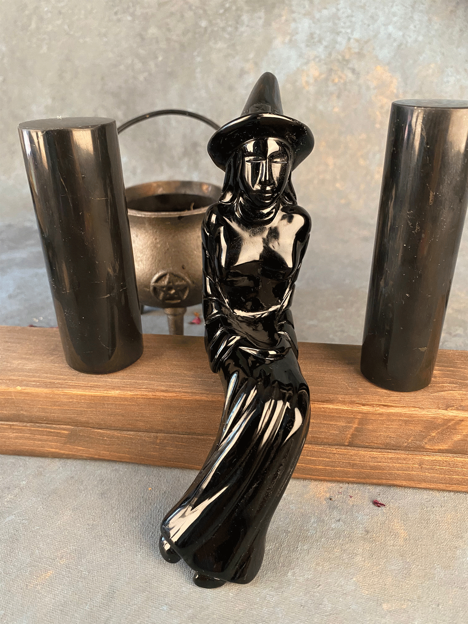 Witchy - Black Obsidian The Witchy Way