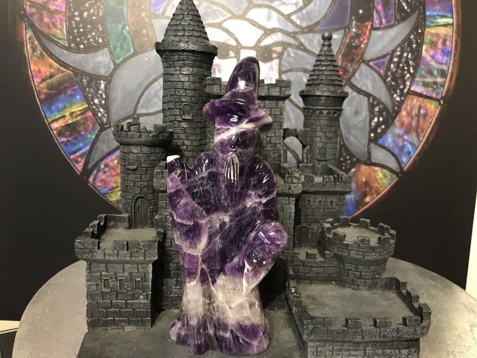 Wonderful Amethyst Wizard